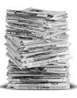 Прием макулатуры Газеты Газетная бумага